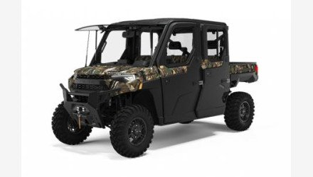 2021 Polaris Ranger Crew XP 1000 for sale 200996916