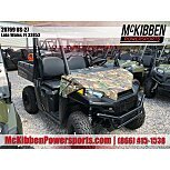 2021 Polaris Ranger EV for sale 200958175