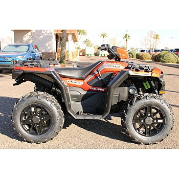 2021 Polaris Sportsman 850 for sale 201000195
