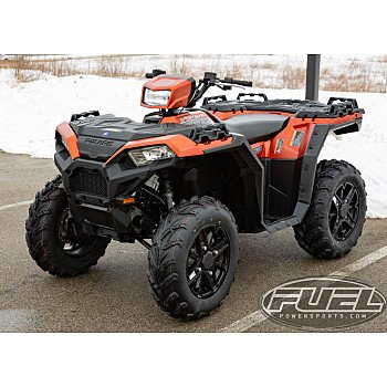 2021 Polaris Sportsman 850 for sale 201021757