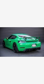 2021 Porsche 718 Cayman GT4 for sale 101437332