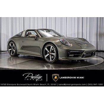 2021 Porsche 911 Targa 4S for sale 101564772