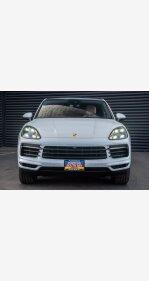 2021 Porsche Cayenne for sale 101421290