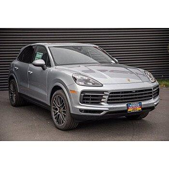 2021 Porsche Cayenne for sale 101395755