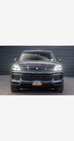 2021 Porsche Cayenne for sale 101405969