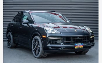 2021 Porsche Cayenne Turbo for sale 101406875