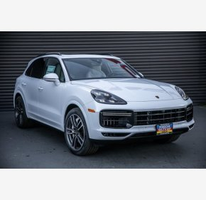 2021 Porsche Cayenne Turbo for sale 101431474
