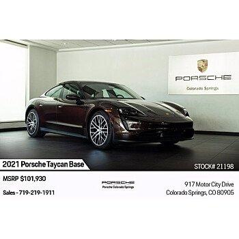 2021 Porsche Taycan for sale 101567087