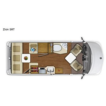 2021 Roadtrek Zion for sale 300263941