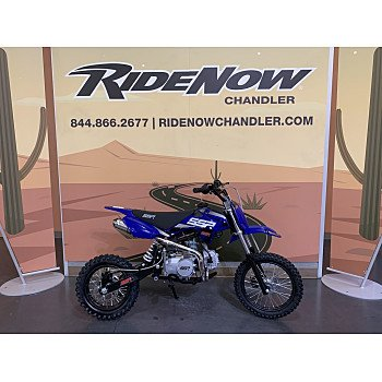 2021 SSR SR125 for sale 201049485