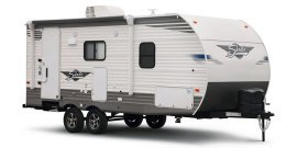 2021 Shasta Shasta 21CK specifications