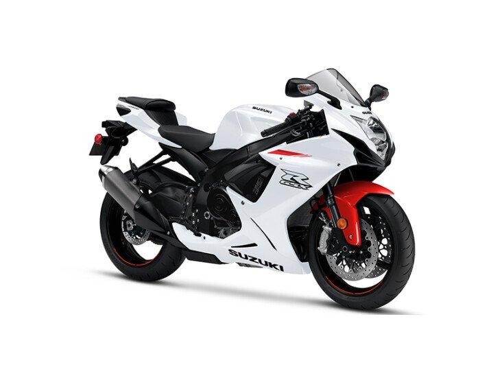 2021 Suzuki GSX-R1000 600 specifications