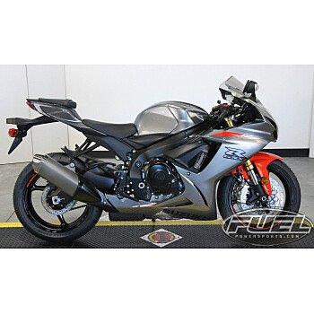 2021 Suzuki GSX-R750 for sale 201069734