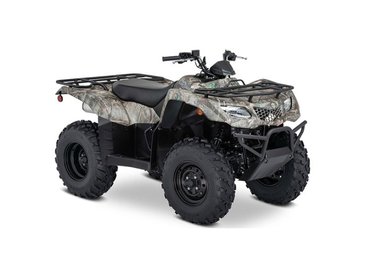 2021 Suzuki KingQuad 400 ASi Camo specifications
