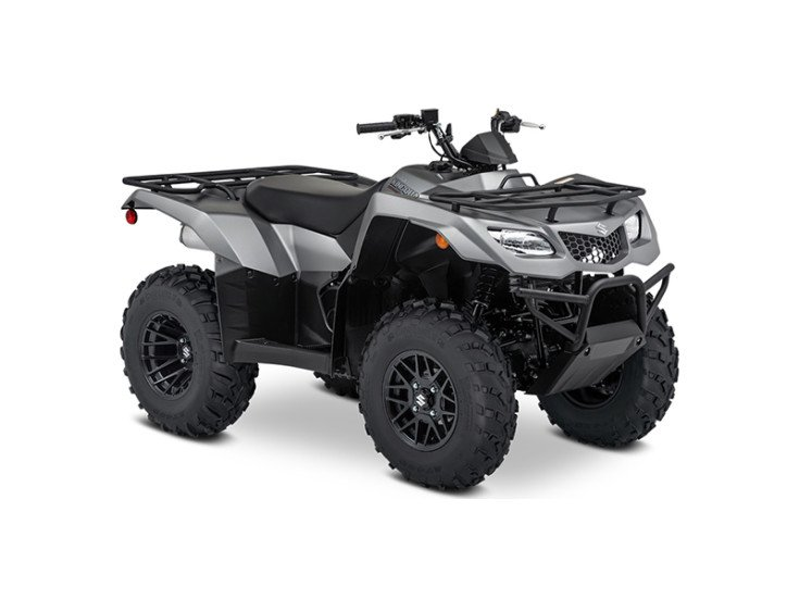2021 Suzuki KingQuad 400 ASi SE+ specifications
