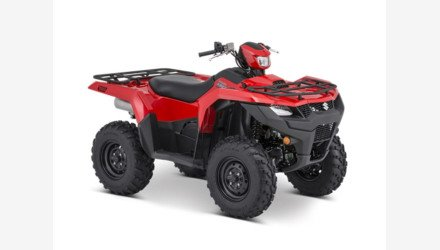 2021 Suzuki KingQuad 500 for sale 201020271