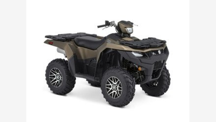 2021 Suzuki KingQuad 750 for sale 200999676