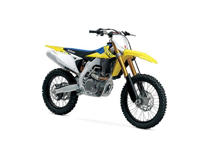 2021 Suzuki RM-Z250 450 specifications