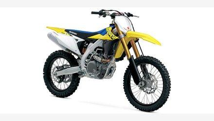 2021 Suzuki RM-Z450 for sale 200990689