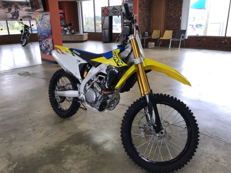 2021 Suzuki RM-Z450 for sale 201047289