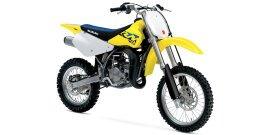 2021 Suzuki RM100 85 specifications