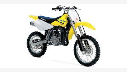 2021 Suzuki RM85 for sale 200990480