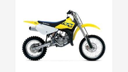 2021 Suzuki RM85 for sale 201022557