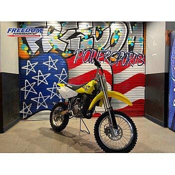 2021 Suzuki RM85 for sale 201023286