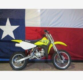 2021 Suzuki RM85 for sale 201024560