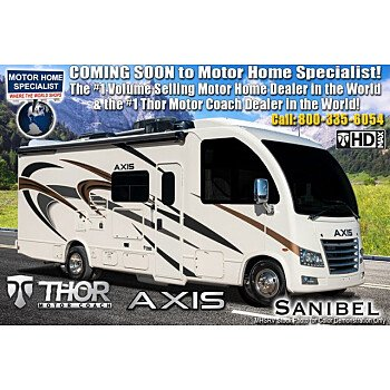 2021 Thor Axis for sale 300242583