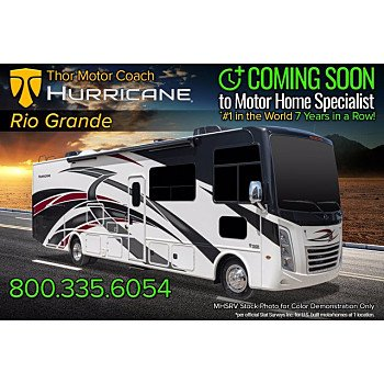 2021 Thor Hurricane 34J for sale 300249411