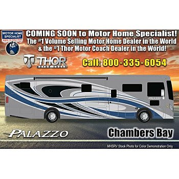 2021 Thor Palazzo for sale 300214403