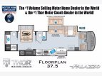 2021 Thor Palazzo for sale 300260685