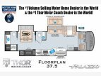 2021 Thor Palazzo for sale 300260686