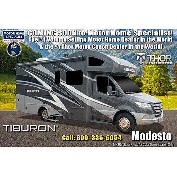 2021 Thor Tiburon for sale 300213221