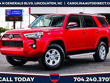 2021 Toyota 4Runner for sale 101523695