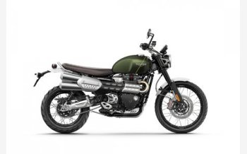 2021 Triumph Scrambler for sale 201044030