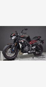2021 Triumph Street Triple R for sale 201006998