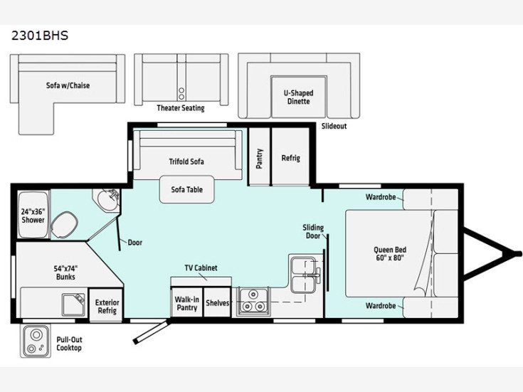 2021 Winnebago Minnie for sale 300285068