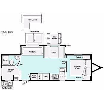 2021 Winnebago Minnie for sale 300317009