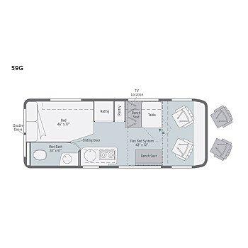 2021 Winnebago Travato for sale 300253776