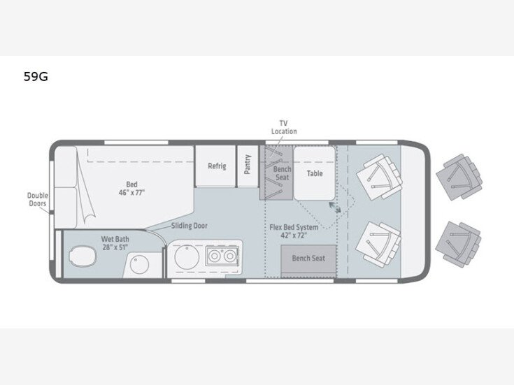2021 Winnebago Travato for sale 300257632