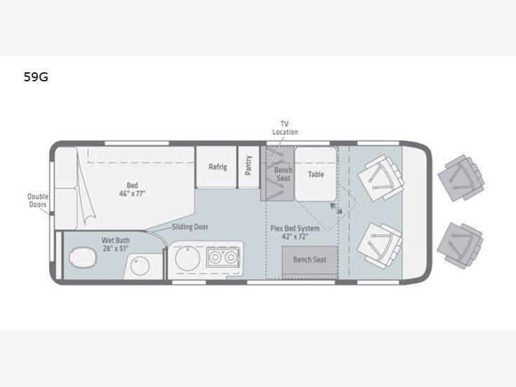 2021 Winnebago Travato for sale 300257893
