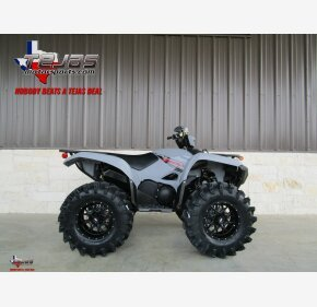 2021 Yamaha Grizzly 700 EPS for sale 201046804