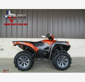 2021 Yamaha Grizzly 700 EPS for sale 201070225