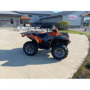 2021 Yamaha Grizzly 700 EPS for sale 201080476