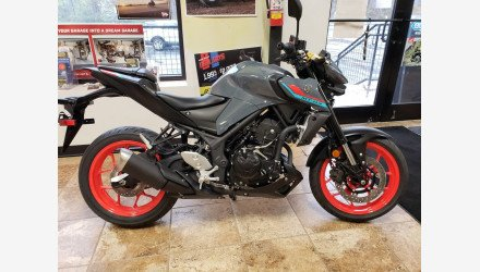 2021 Yamaha MT-03 for sale 201015911