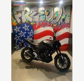 2021 Yamaha MT-03 for sale 201023726