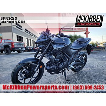 2021 Yamaha MT-03 for sale 201028572