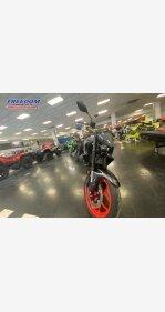 2021 Yamaha MT-03 for sale 201029862